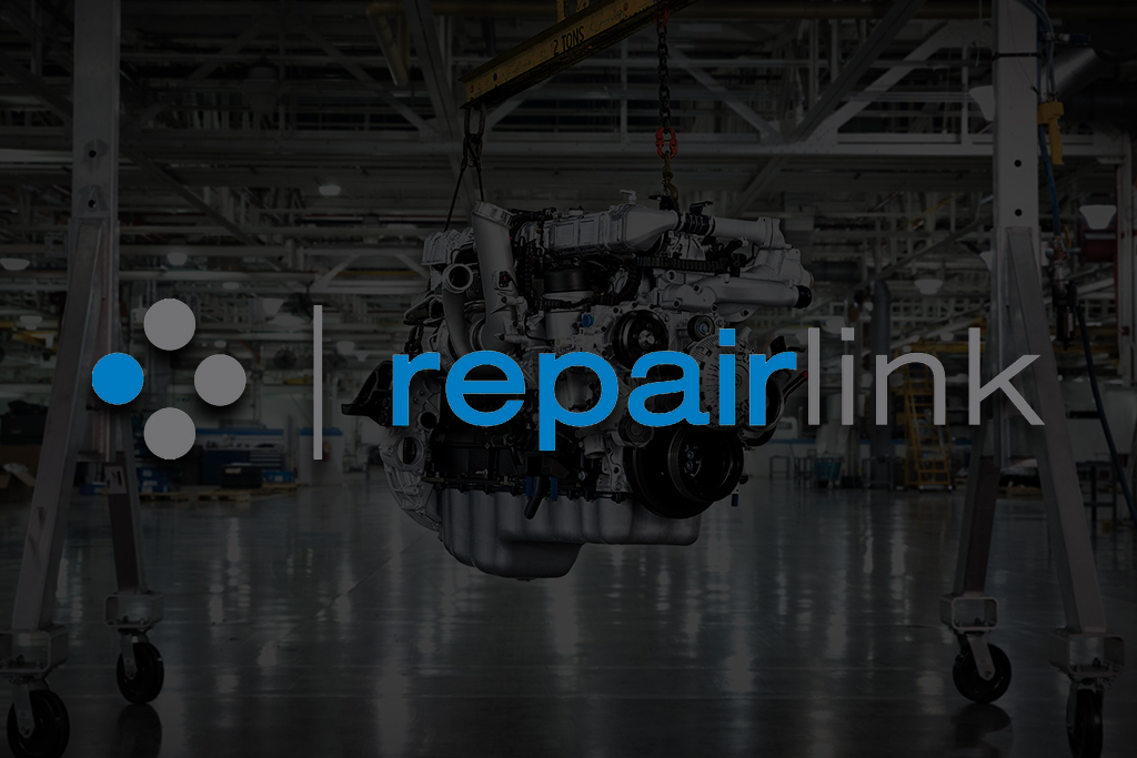 RepairLink OEM parts solutions