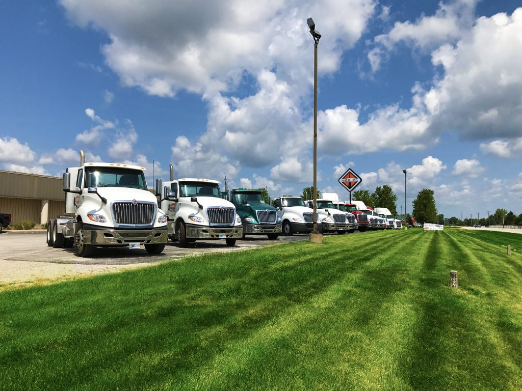 Truck Leasing and Shot Term Rental