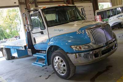 Custom Paint for Trucks