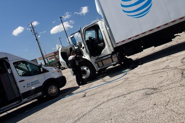 Get Truck Service now