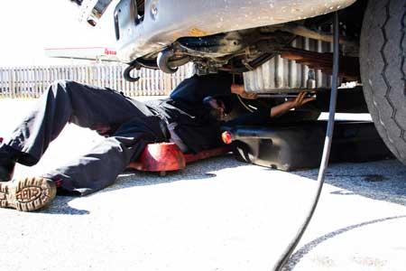 cost effective truck repair