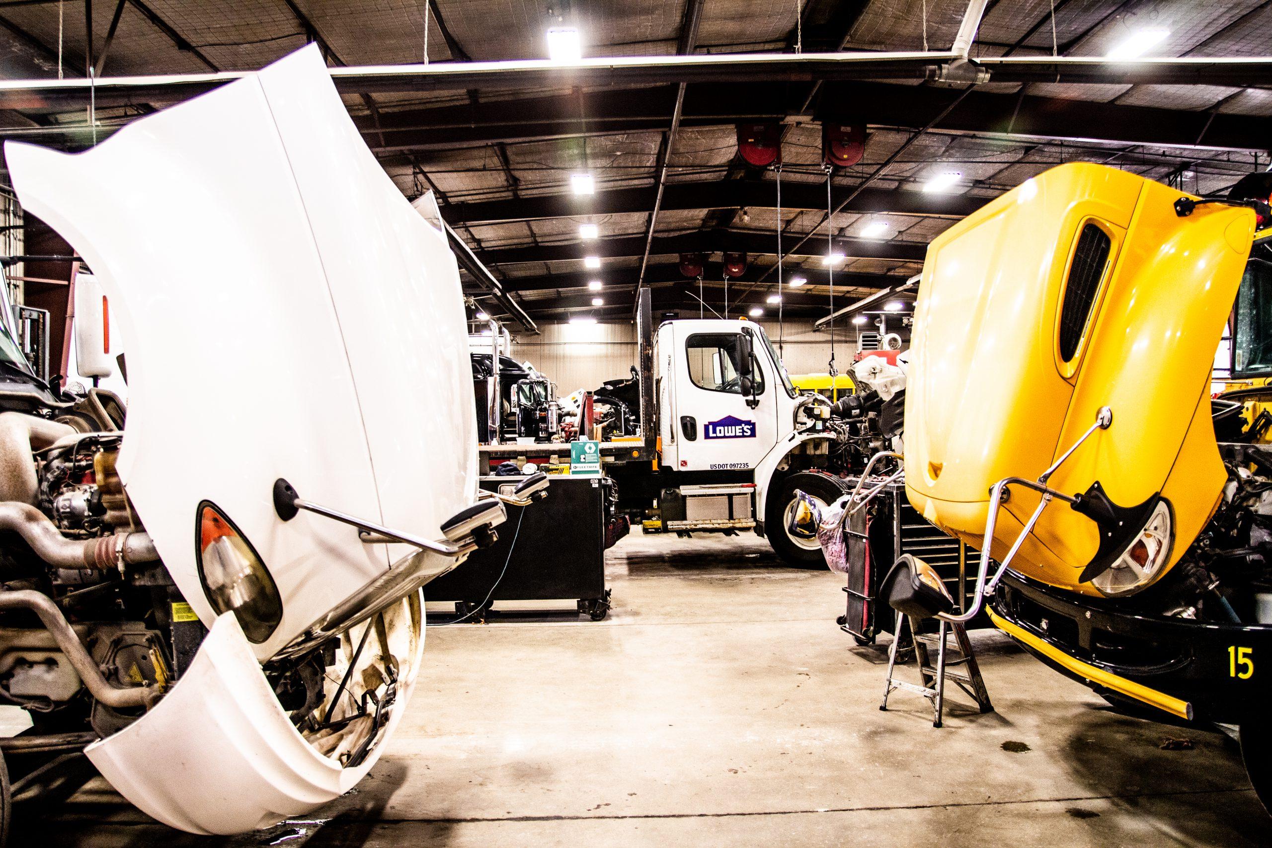 Truck Service Centers